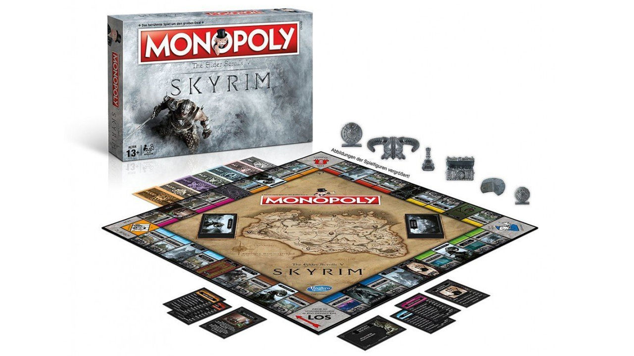 "Screenshot ""Monopoly - The Elder Scrolls 5: Skyrim"""