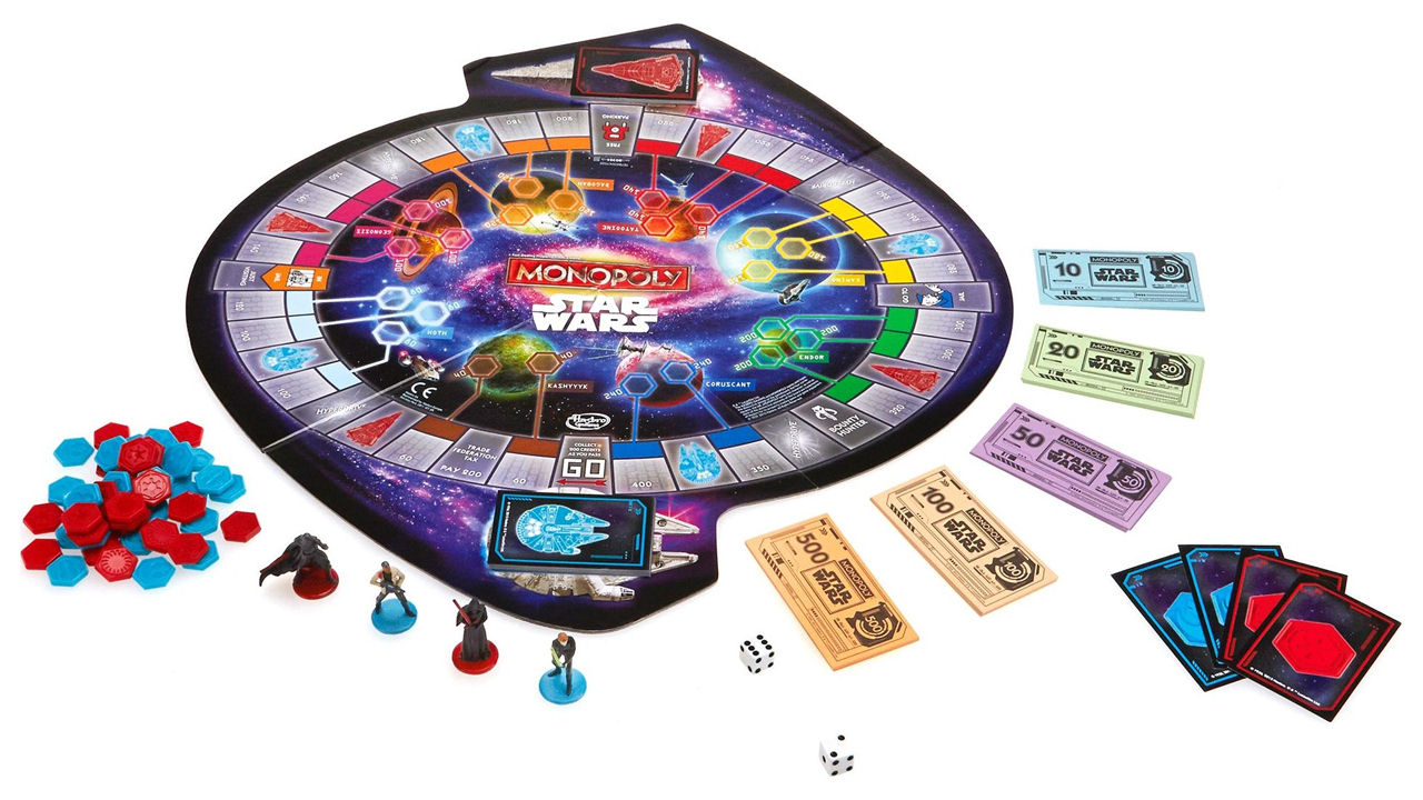 "Screenshot ""Monopoly - Star Wars Episode 7"""