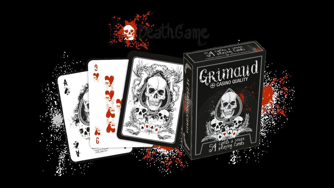 "Screenshot ""Poker Cards Grimaud Death Game"""