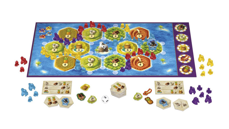 "Screenshot ""Catan - Junior"""
