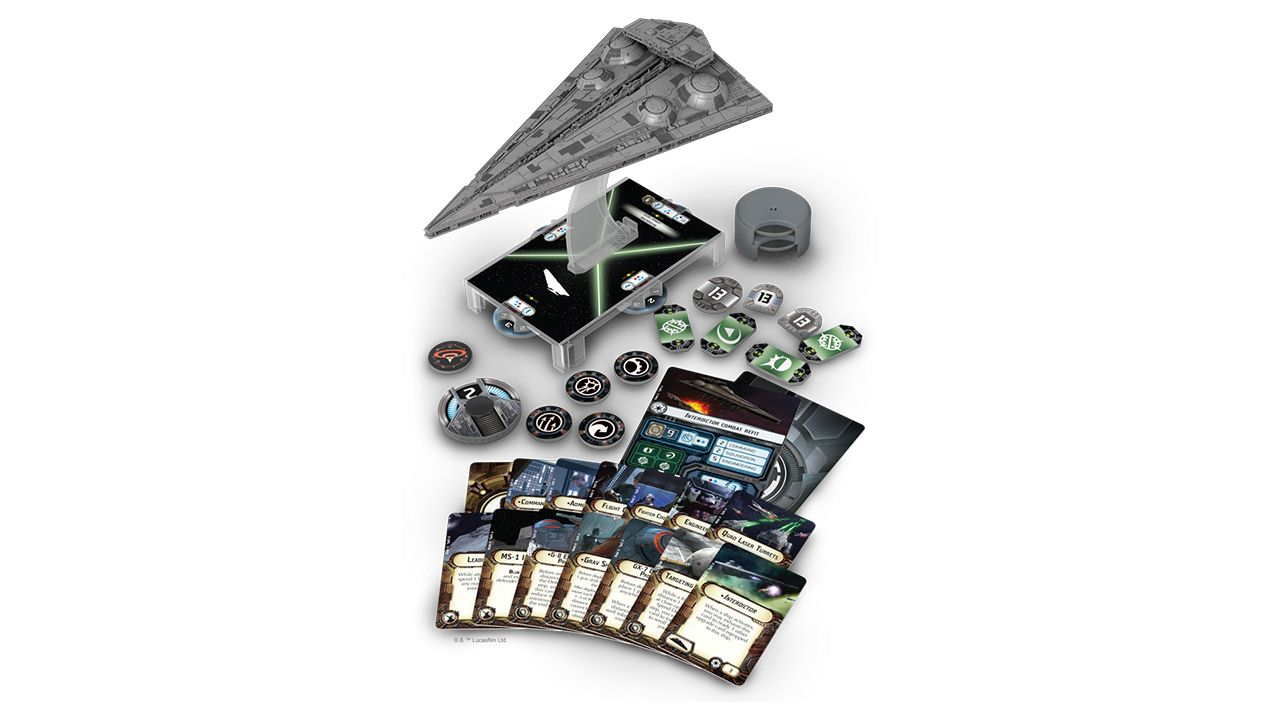 "Screenshot ""Star Wars: Armada - Interdictor"""