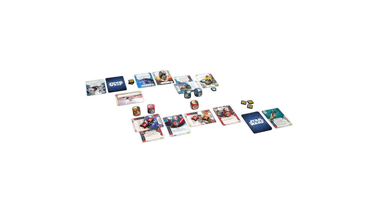 "Screenshot ""Star Wars: Destiny - Erwachen Booster Display"""