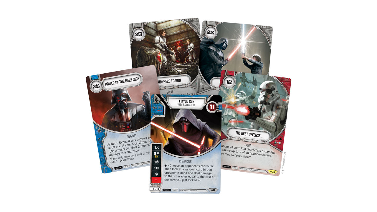 "Screenshot ""Star Wars: Destiny - Kylo Ren Starter-Set"""
