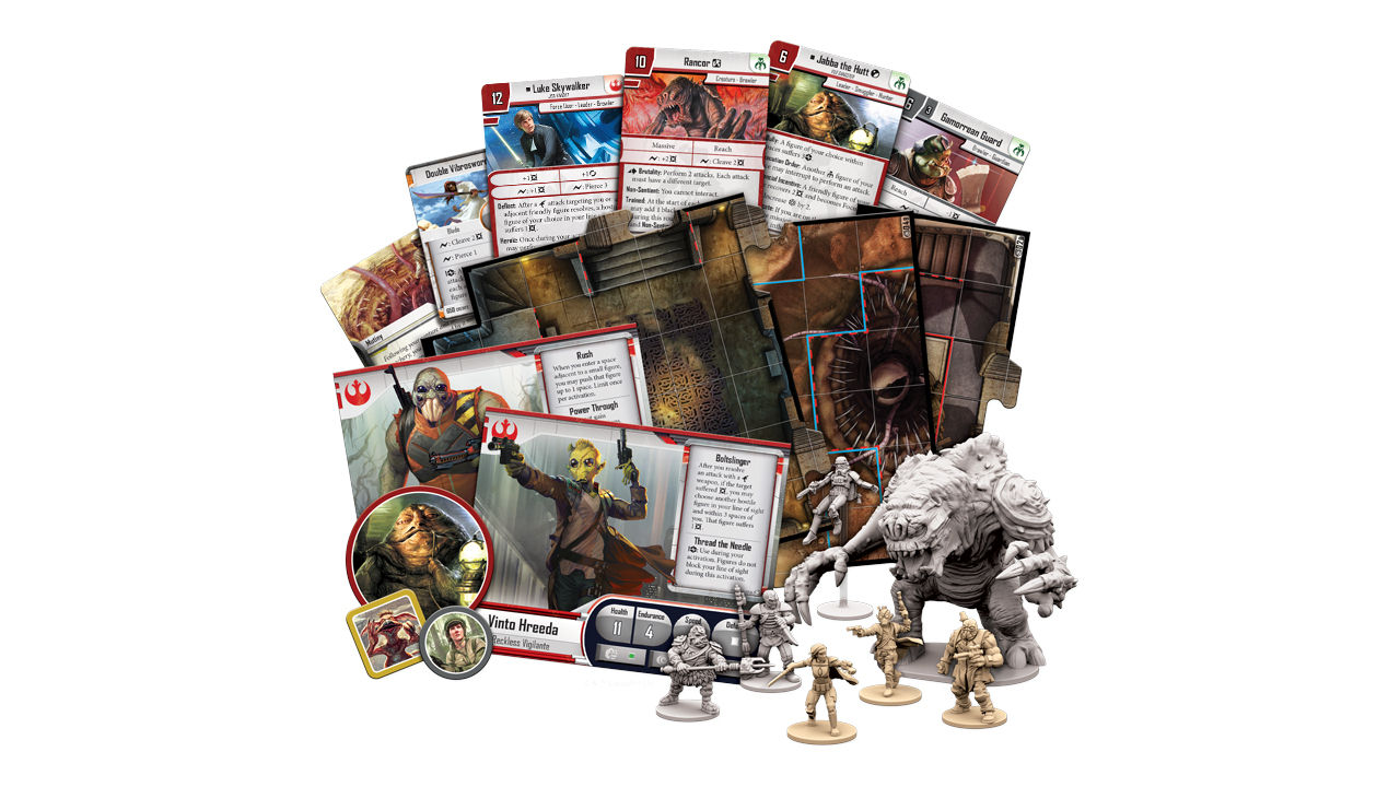 "Screenshot ""Star Wars: Imperial Assault Erweiterung - Jabbas Reich"""