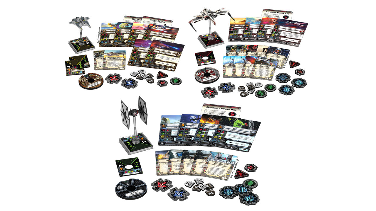 "Screenshot ""Star Wars: X-Wing Erweiterungs-Set 11"""