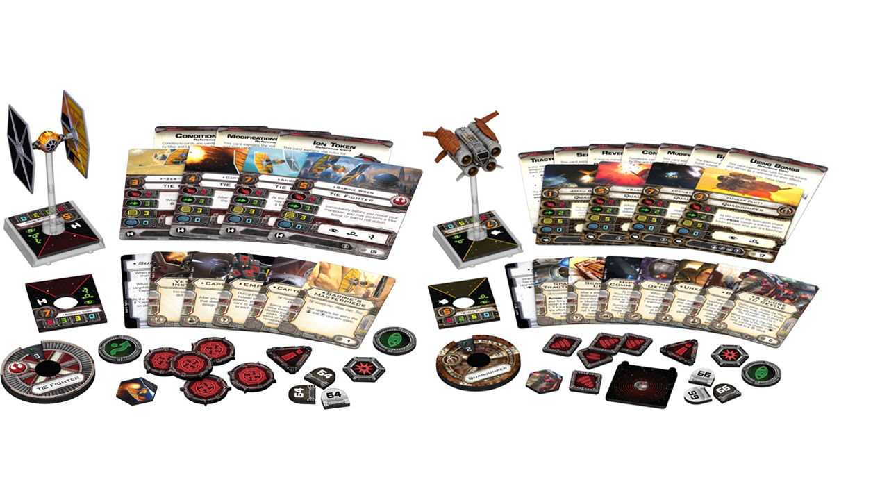 "Screenshot ""Star Wars: X-Wing Erweiterungs-Set 12"""