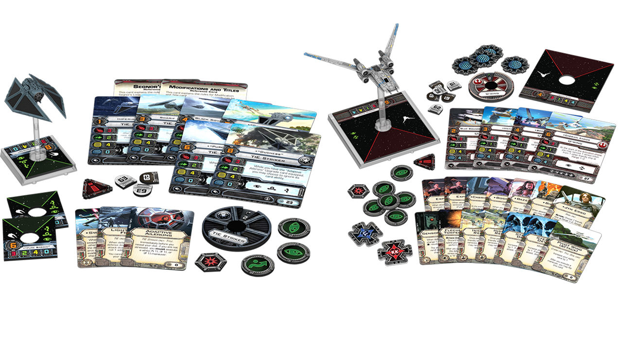 "Screenshot ""Star Wars: X-Wing Erweiterungs-Set 13"""