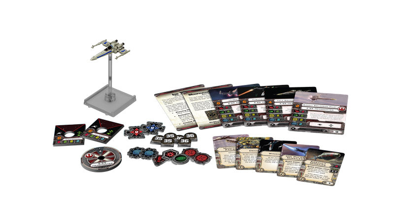 "Screenshot ""Star Wars: X-Wing Erweiterungs-Set 05"""