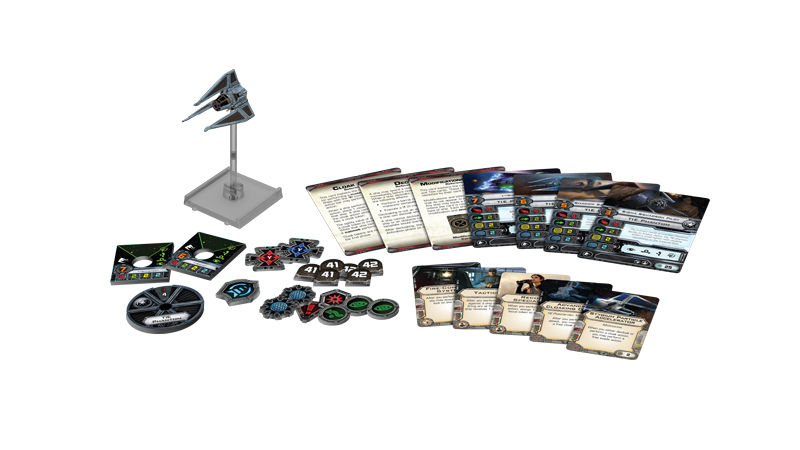 "Screenshot ""Star Wars: X-Wing Erweiterungs-Set 06"""