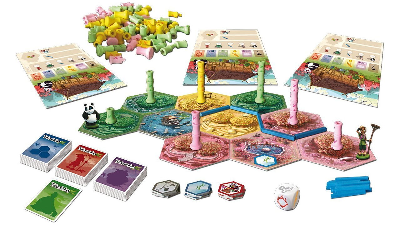 "Screenshot ""Takenoko"""