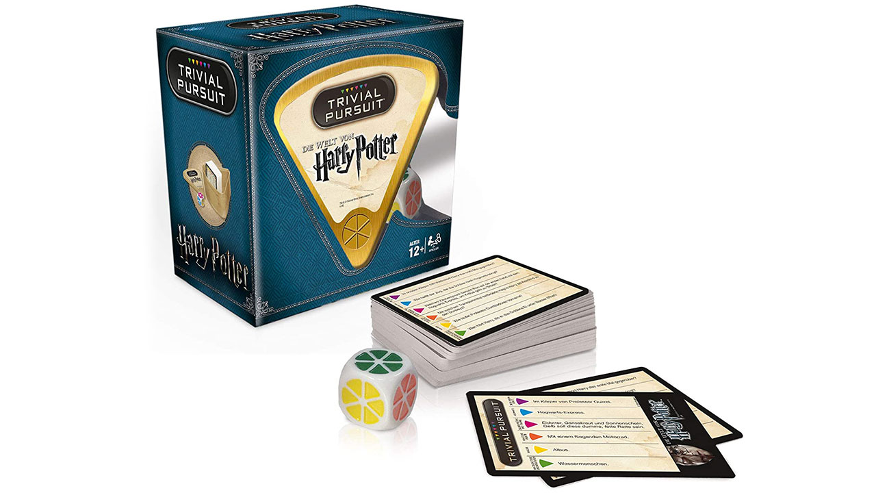 "Screenshot ""Trivial Pursuit - Harry Potter"""