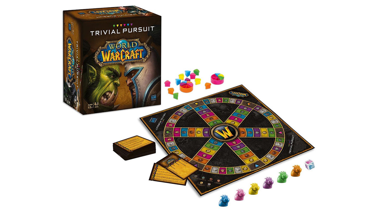 "Screenshot ""Trivial Pursuit - World of Warcraft"""