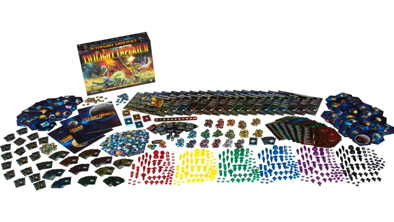 "Screenshot ""Twilight Imperium - 4. Edition"""
