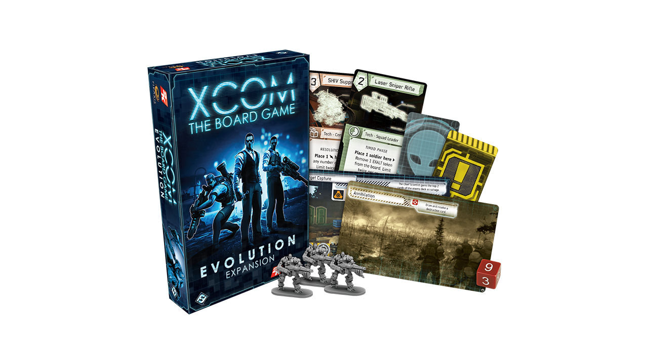"Screenshot ""XCOM Erweiterung: Evolution"""