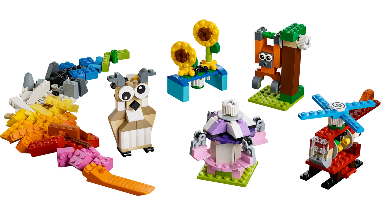 "Screenshot ""LEGO Bausteine-Set Zahnräder (10712)"""