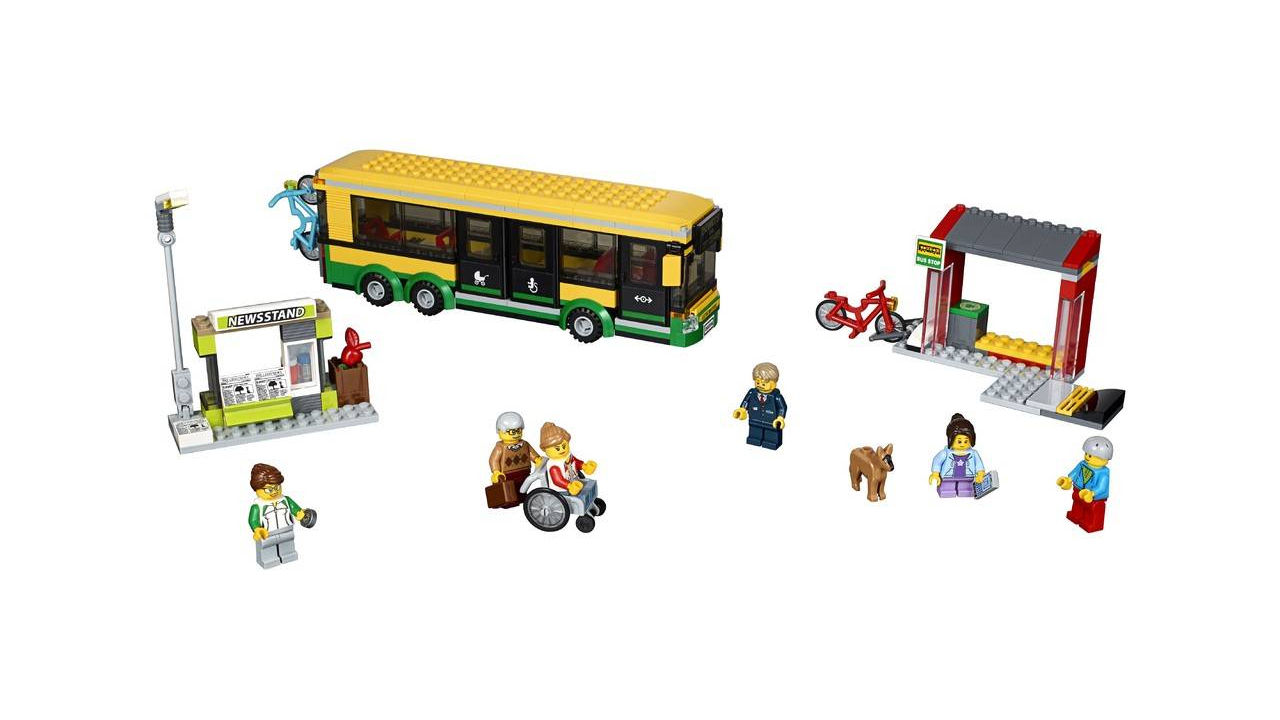 "Screenshot ""LEGO City: Busbahnhof (60154)"""