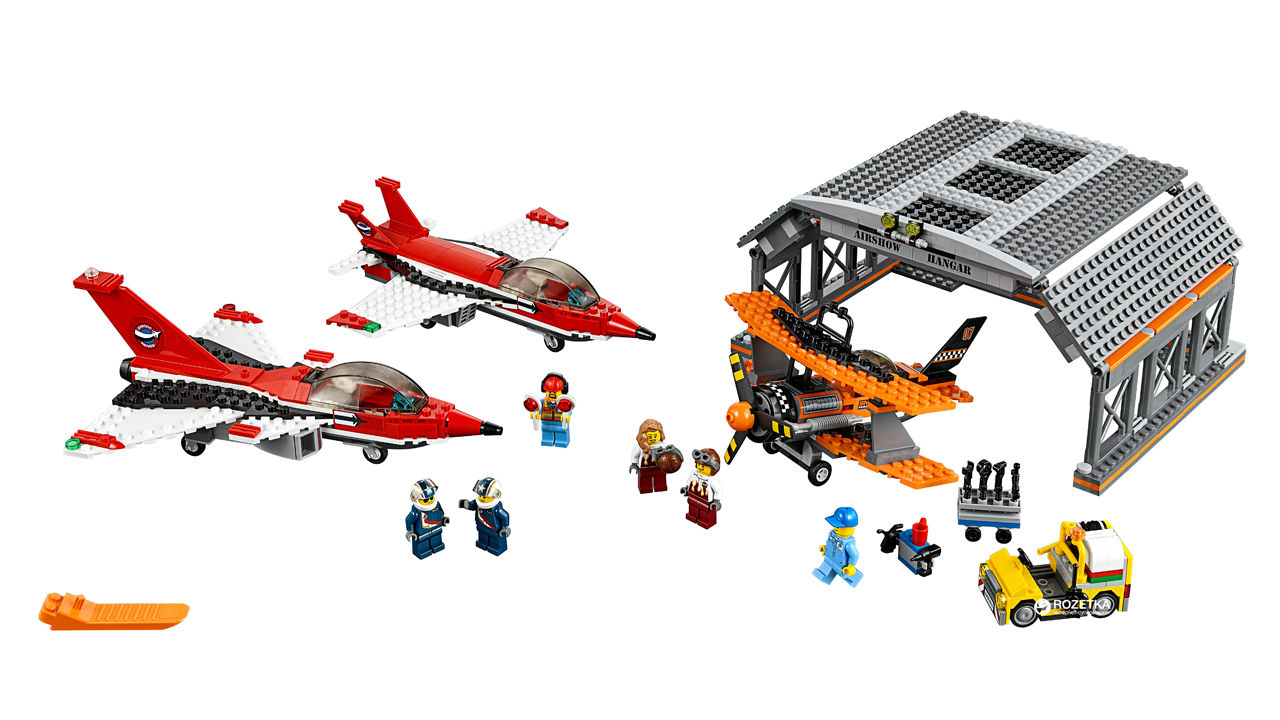 "Screenshot ""LEGO City: Grosse Flugschau (60103)"""