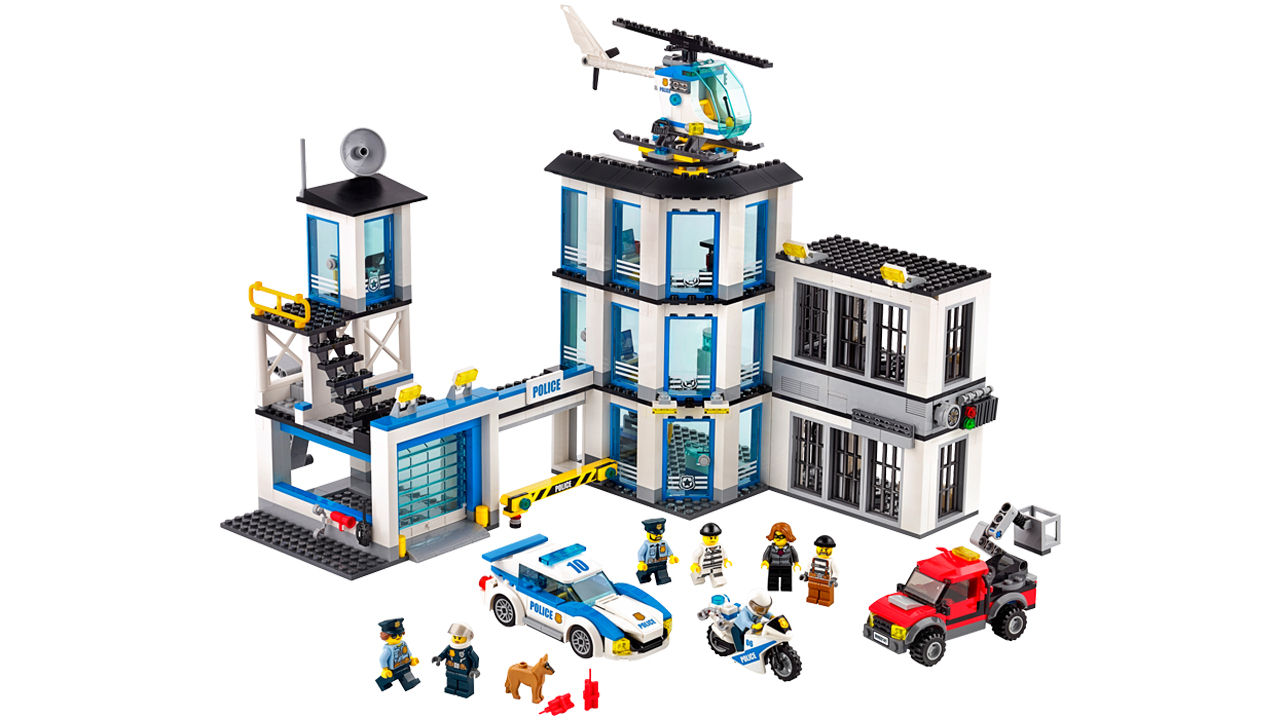 "Screenshot ""LEGO City: Polizeiwache (60141)"""