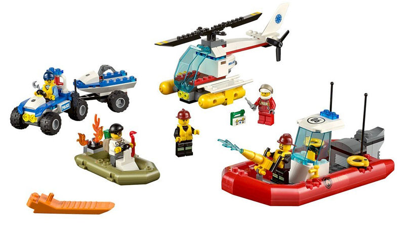 "Screenshot ""LEGO City: Starter-Set (60086)"""
