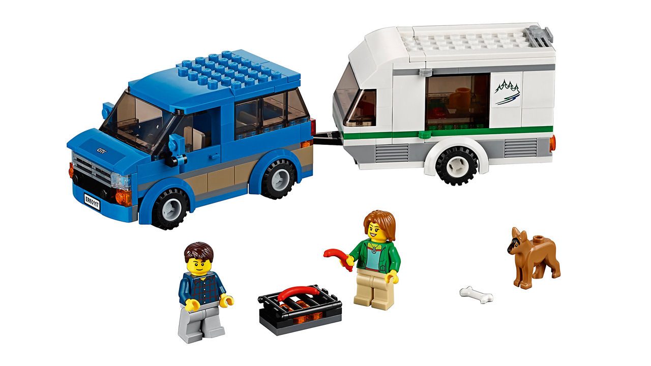 "Screenshot ""LEGO City: Van & Wohnwagen (60117)"""