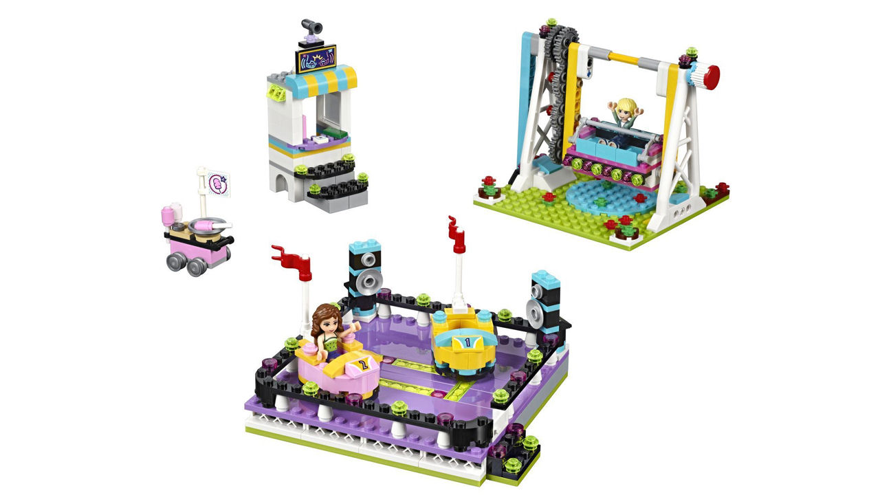"Screenshot ""LEGO Friends: Autoscooter Freizeitpark (41133)"""