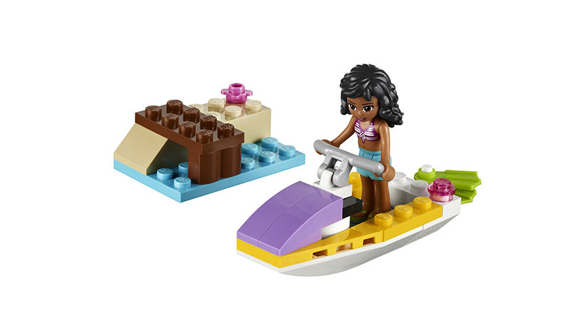 "Screenshot ""LEGO Friends: Jetski Vergnügen (41000)"""