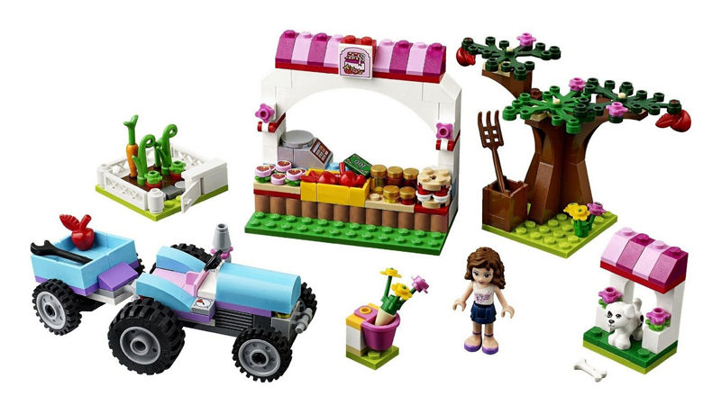 "Screenshot ""LEGO Friends: Olivias Gemüsegarten (41026)"""