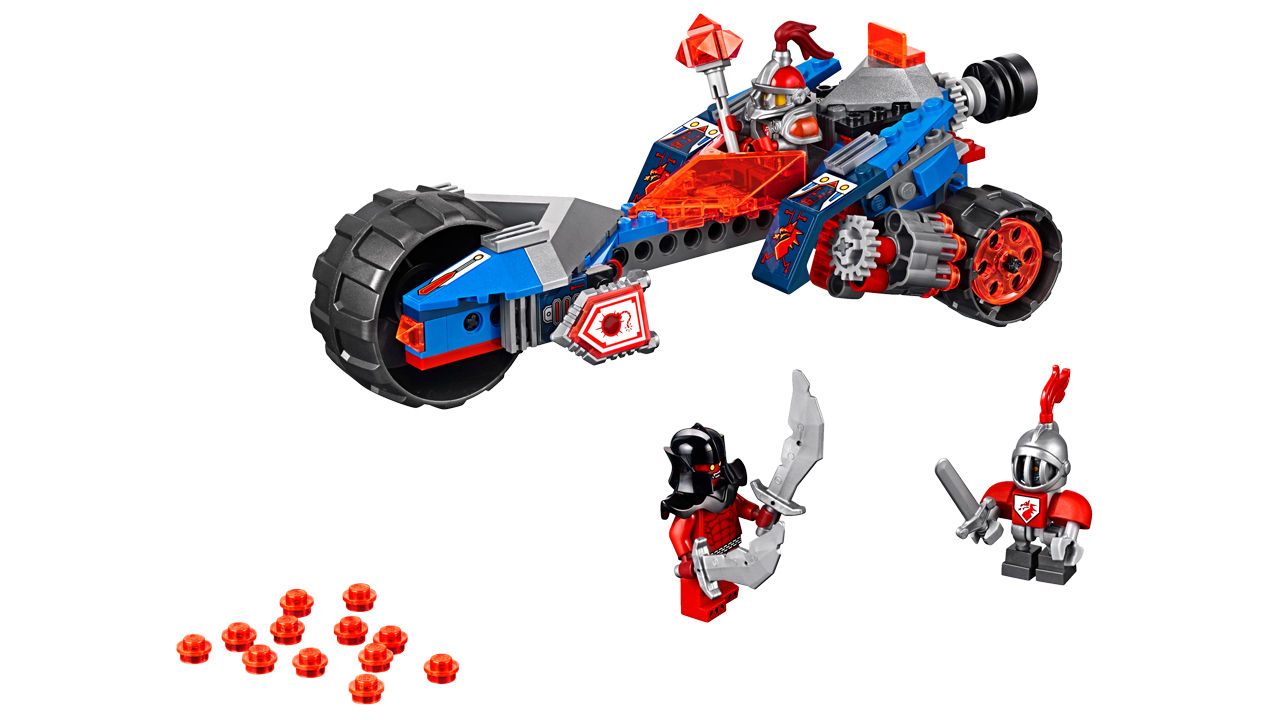 "Screenshot ""LEGO Nexo Knights: Macys Donnerbike (70319)"""