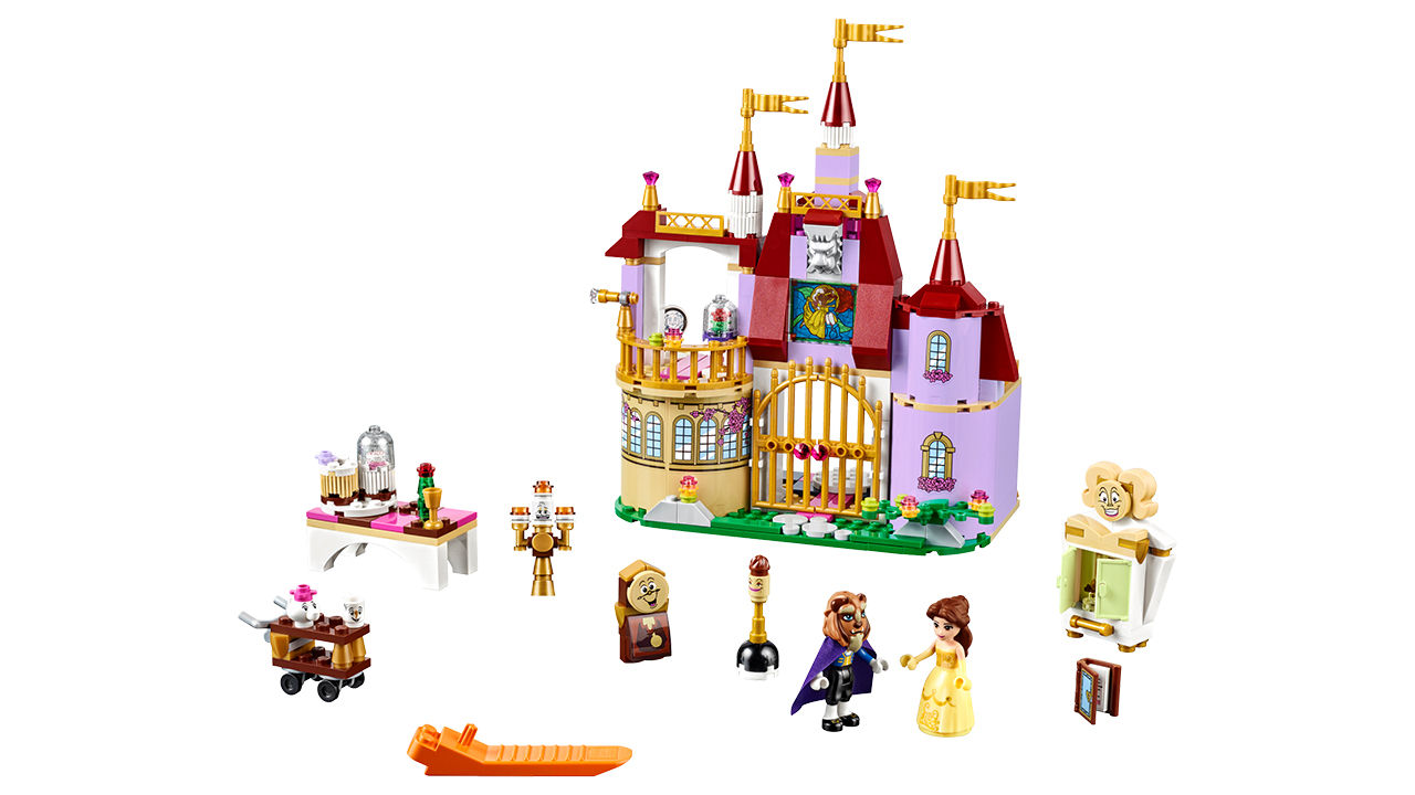 "Screenshot ""LEGO Disney Princess: Belles bezauberndes Schloss (41067)"""