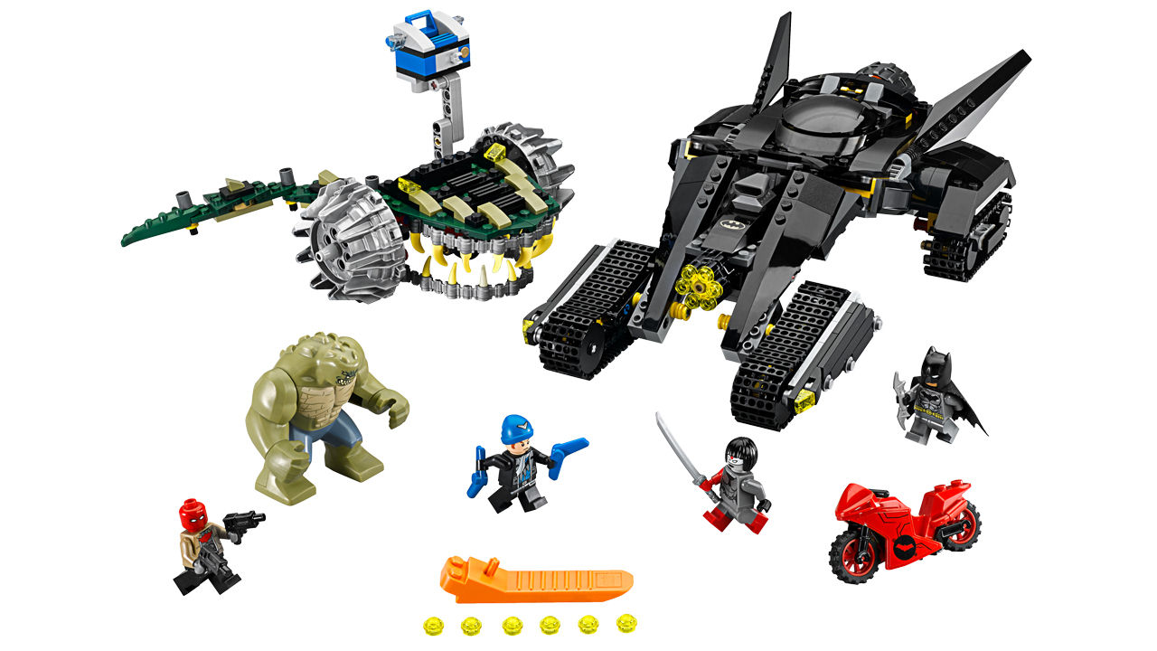 "Screenshot ""LEGO Super Heroes: Batman - Killer Crocs Überfall in der Kanalisation (76055)"""