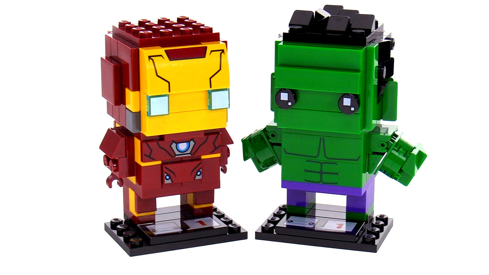 "Screenshot ""LEGO Super Heroes: Brickheadz Iron Man & The Hulk (41590 & 41592)"""