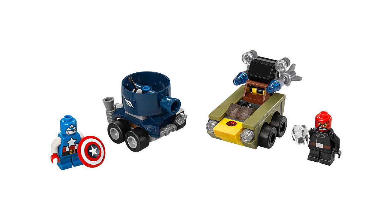 "Screenshot ""LEGO Super Heroes: Mighty Micros - Captain America vs. Red Skull (76065)"""