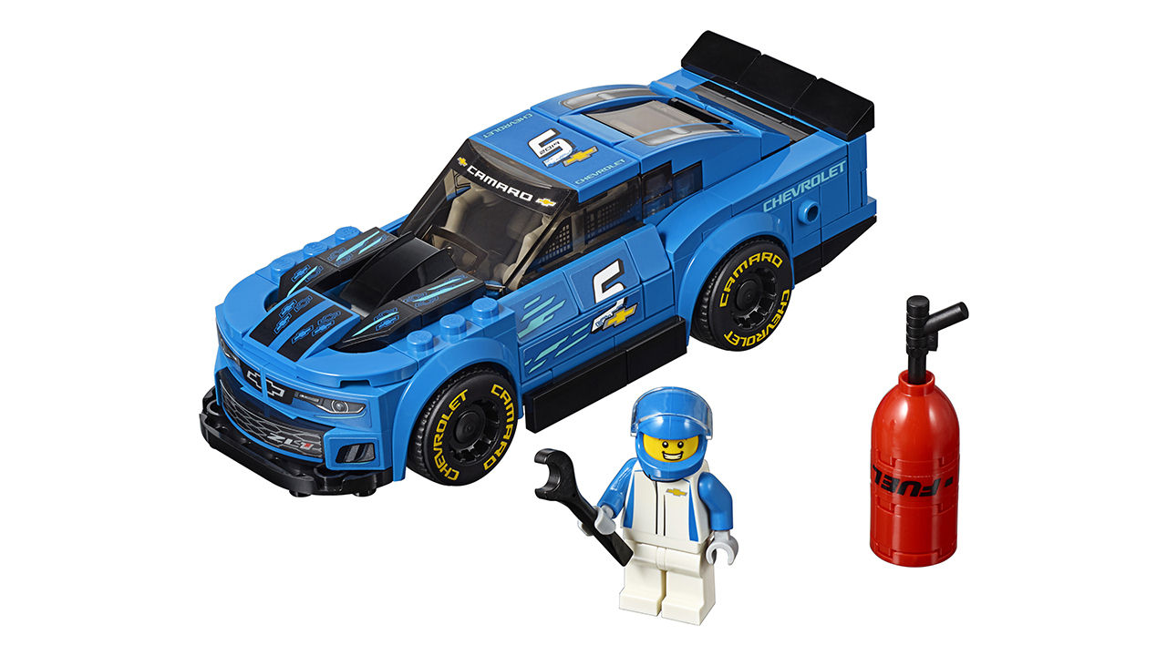 "Screenshot ""LEGO Speed Champions: Rennwagen Chevrolet Camaro ZL1 (75891)"""