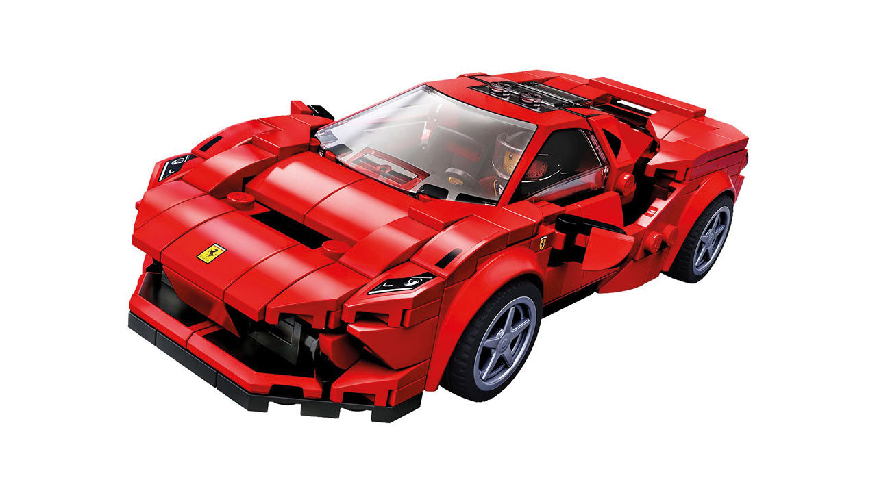 "Screenshot ""LEGO Speed Champions: Ferrari F8 Tributo (76895)"""