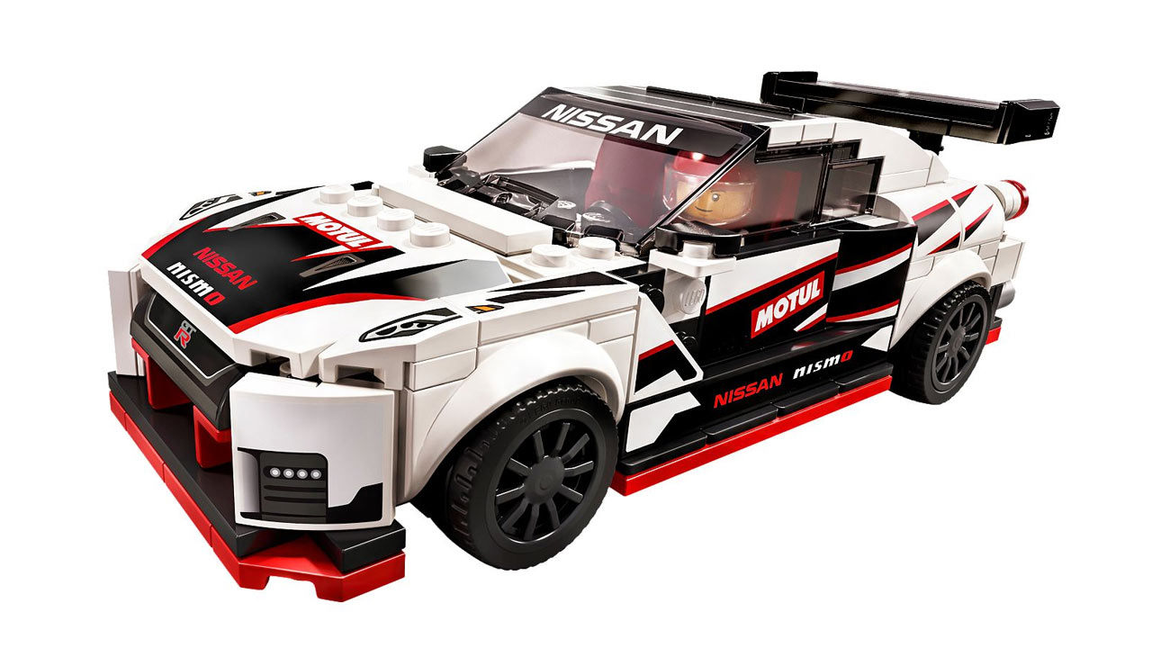 "Screenshot ""LEGO Speed Champions: Nissan GT-R NISMO (76896)"""