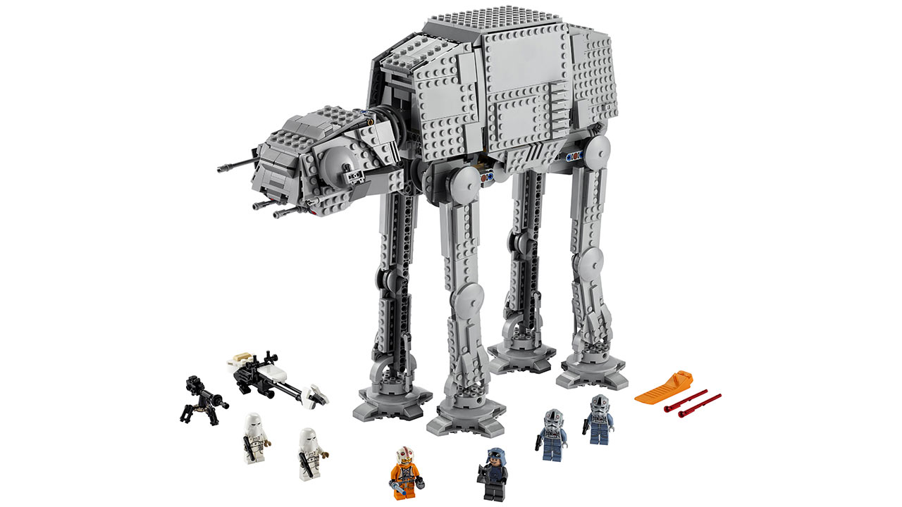 "Screenshot ""LEGO Star Wars: AT-AT (75288)"""