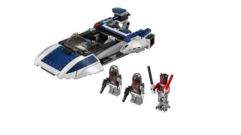 le_swmandalorianspeederajpg - Lego Star Wars Vaisseau Clone