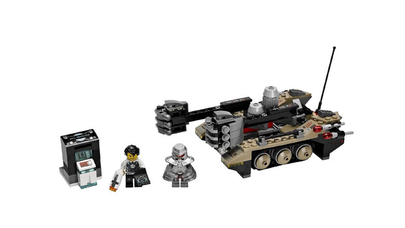 "Screenshot ""LEGO Ultra Agents: Tremors Kettenfahrzeug (70161)"""