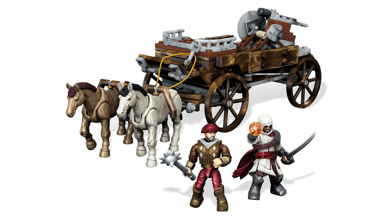 "Screenshot ""MEGA BLOKS Assassin's Creed: Streitwagen-Verfolgung (CNG12)"""