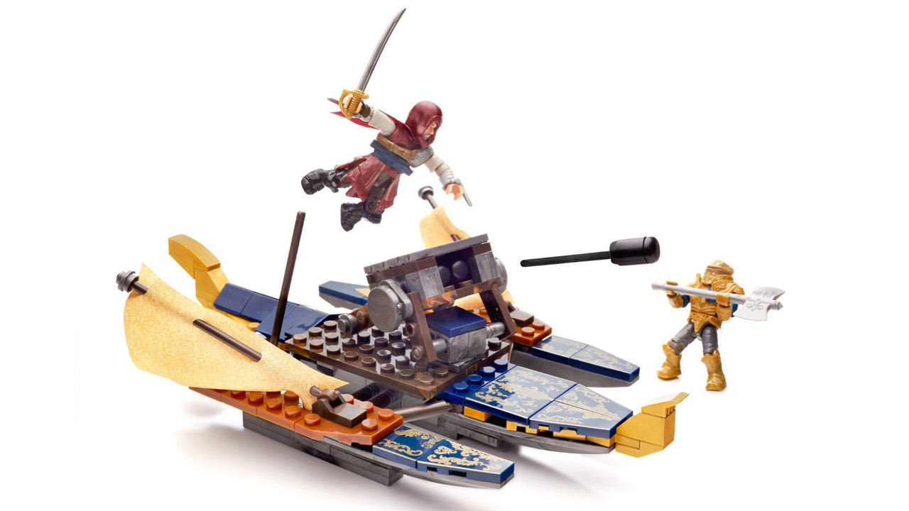"Screenshot ""MEGA BLOKS Assassin's Creed: Schiffskanone (CNG11)"""