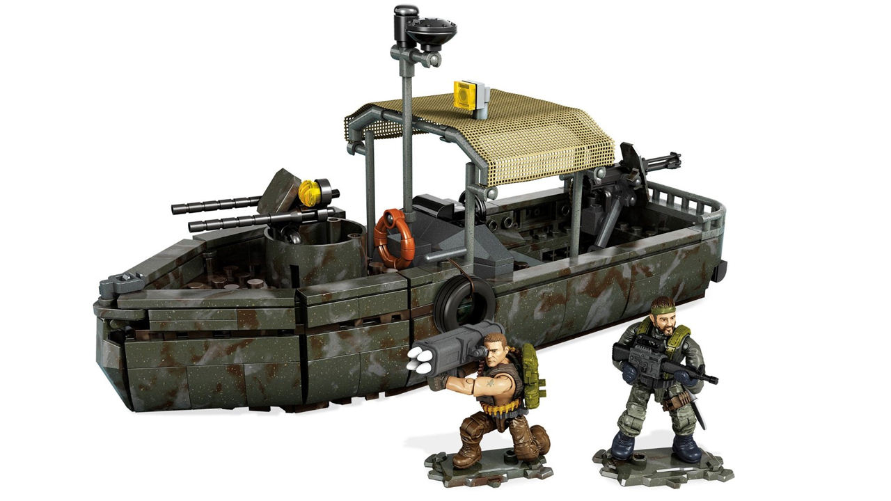 "Screenshot ""MEGA BLOKS Call of Duty: Riverboat Raid (DPB56)"""