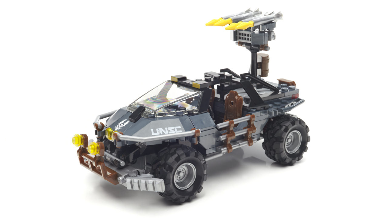 "Screenshot ""MEGA BLOKS Halo: Dual Mode UNSC Warthog (DPJ92)"""