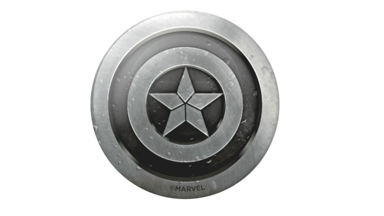 "Screenshot ""PopSockets Marvel: Captain America Monochrome"""