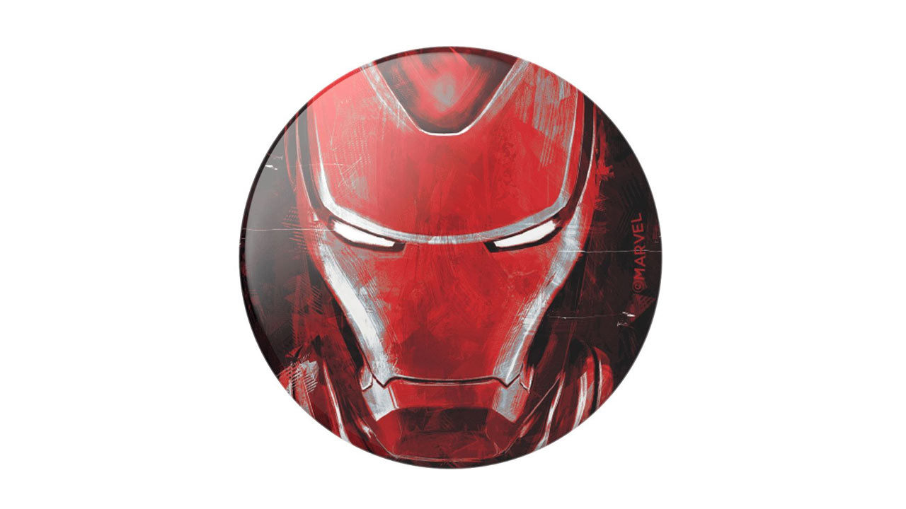 "Screenshot ""PopSockets Marvel: Iron Man Portrait"""