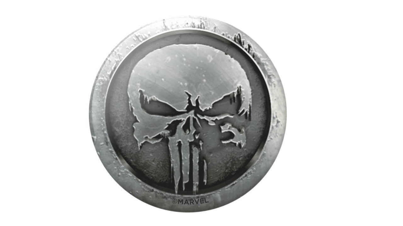 "Screenshot ""PopSockets Marvel: Punisher Monochrome"""