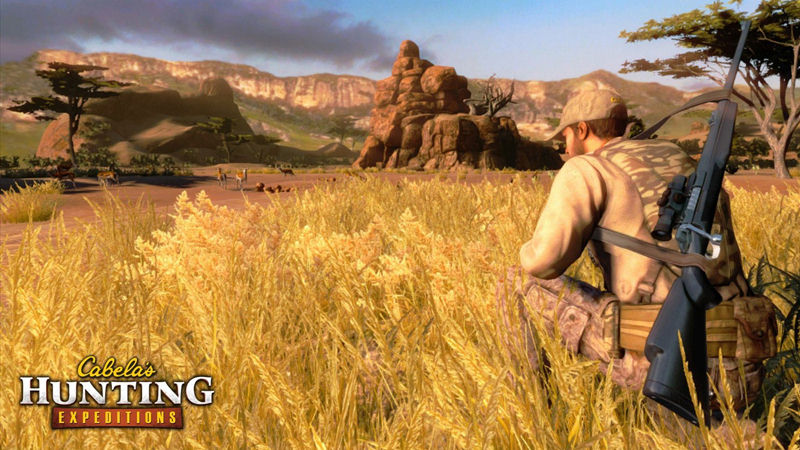 "Screenshot ""Cabela's Hunting Expeditions -US-"""