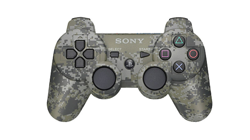 "Screenshot ""Controller Dualshock 3 -Urban Camouflage- (Sony)"""