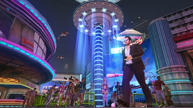 "Screenshot ""Dead Rising 2: Off the Record -E-"""