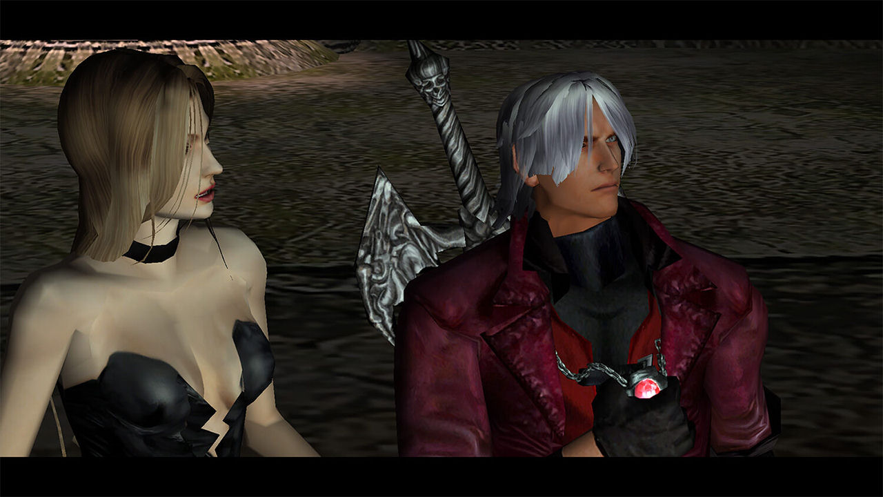 "Screenshot ""Devil May Cry HD Collection"""