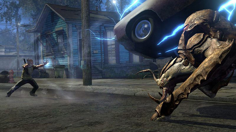 "Screenshot ""inFamous Collection -US-"""
